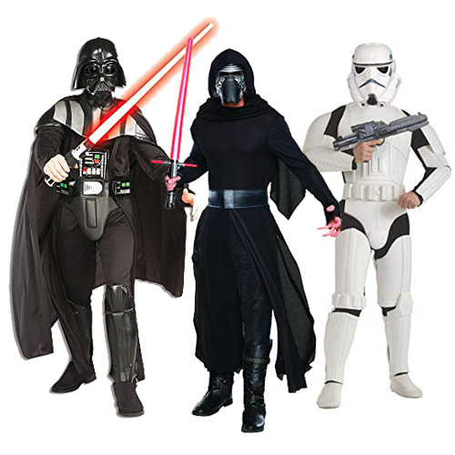 Star Wars Costumes  For Men
