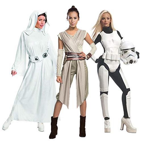 Top 5 Star Wars Costumes For Women