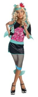 Monster High Lagoona Blue Costume