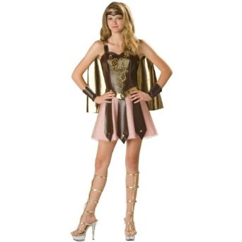 Teen Gladiator Costume