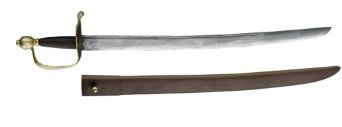 Pirates Of The Caribbean Sword And Scabbard