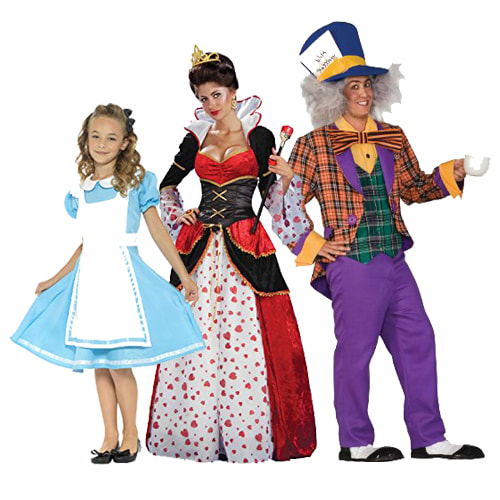 Popular Alice In Wonderland Inspired Costume Ideas