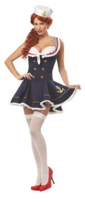 Nautical Doll Halloween Costume