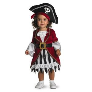 Pirate Princess Infant