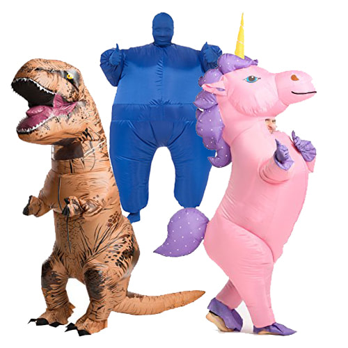 Top 5 Best Inflatable Costumes
