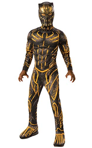 Black Panther Erik Killmonger Costume
