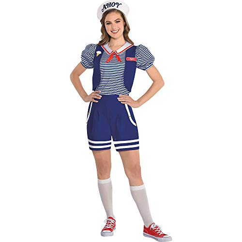 Robin Scoops Ahoy Halloween Costume for Adults
