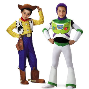 Popular Toy Story Costumes