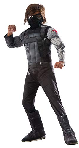 Winter Soldier Deluxe Muscle Chest Child Costume