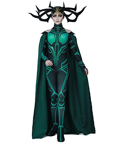 Women's Hela Costume Halloween